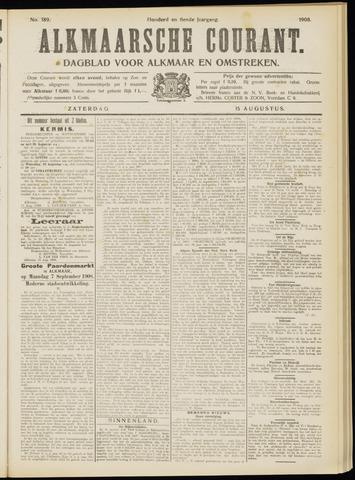 Alkmaarsche Courant 1908-08-15