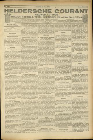 Heldersche Courant 1925-07-21