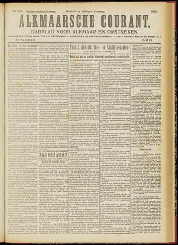 Alkmaarsche Courant 1918-05-25