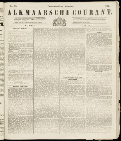 Alkmaarsche Courant 1872-07-28
