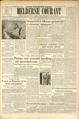 Heldersche Courant 1952-02-28