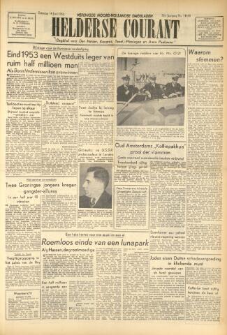 Heldersche Courant 1952-06-14