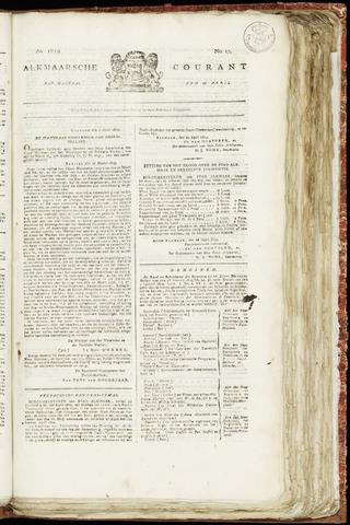 Alkmaarsche Courant 1819-04-26