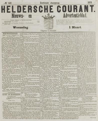 Heldersche Courant 1876-03-01