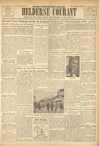 Heldersche Courant 1949-10-29