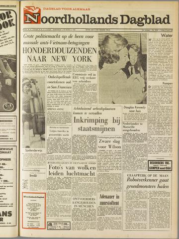 Noordhollands Dagblad : dagblad voor Alkmaar en omgeving 1967-04-14