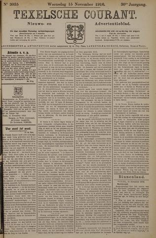 Texelsche Courant 1916-11-15
