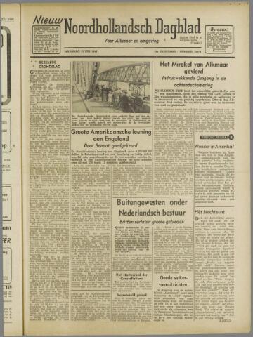 Nieuw Noordhollandsch Dagblad : voor Alkmaar en omgeving 1946-07-15