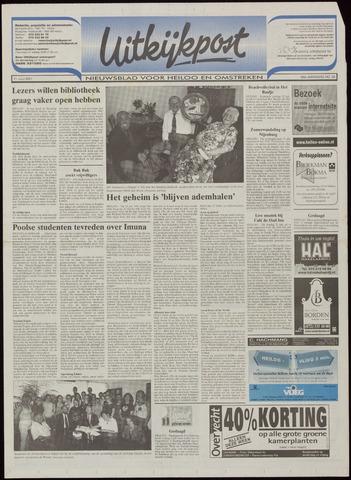 Uitkijkpost : nieuwsblad voor Heiloo e.o. 2001-07-11