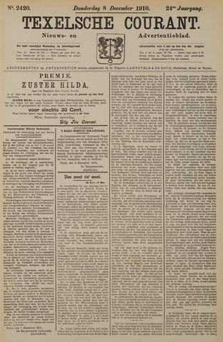 Texelsche Courant 1910-12-08