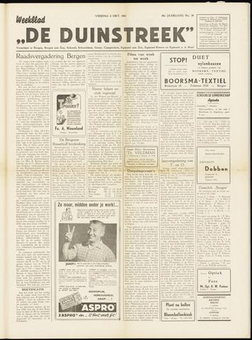 De Duinstreek 1961-10-06