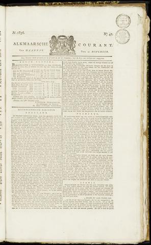 Alkmaarsche Courant 1836-11-21