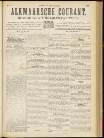Alkmaarsche Courant 1908-02-19