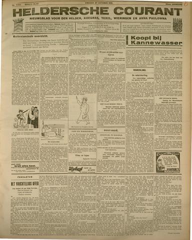 Heldersche Courant 1931-10-27