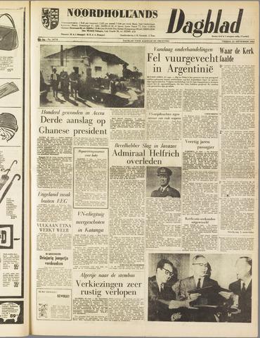 Noordhollands Dagblad : dagblad voor Alkmaar en omgeving 1962-09-21