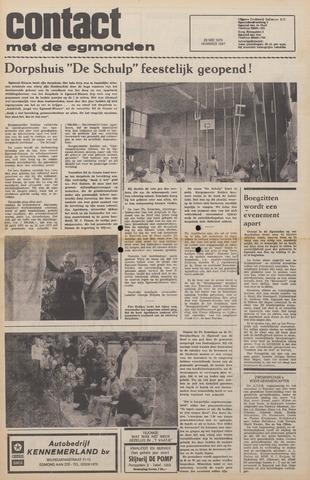 Contact met de Egmonden 1976-05-26