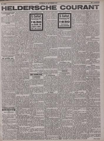 Heldersche Courant 1917-09-15