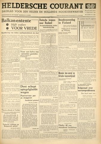 Heldersche Courant 1940-02-05