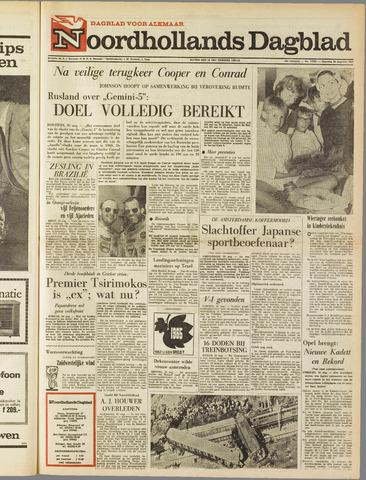 Noordhollands Dagblad : dagblad voor Alkmaar en omgeving 1965-08-30