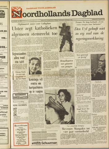 Noordhollands Dagblad : dagblad voor Alkmaar en omgeving 1969-08-28