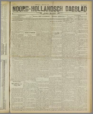 Ons Blad : katholiek nieuwsblad voor N-H 1921-12-01