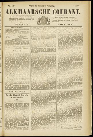 Alkmaarsche Courant 1887-10-19