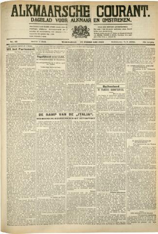 Alkmaarsche Courant 1930-02-19