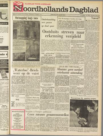 Noordhollands Dagblad : dagblad voor Alkmaar en omgeving 1964-01-08