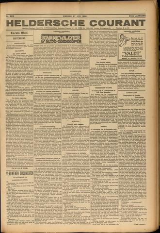 Heldersche Courant 1926-07-27
