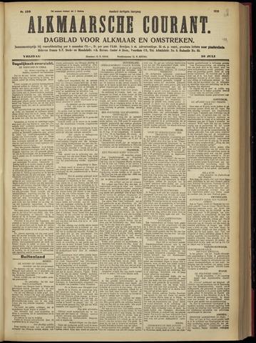 Alkmaarsche Courant 1928-07-20