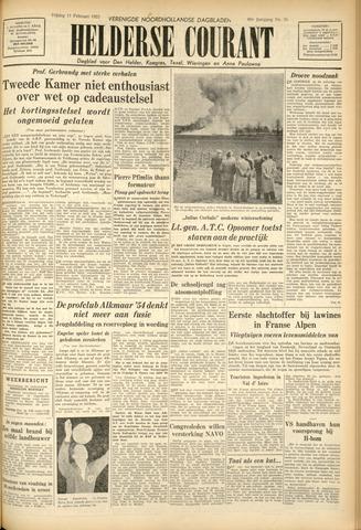 Heldersche Courant 1955-02-11