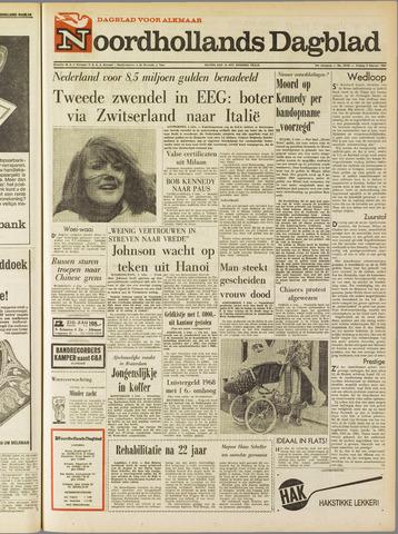 Noordhollands Dagblad : dagblad voor Alkmaar en omgeving 1967-02-03