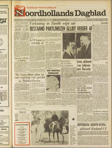 Noordhollands Dagblad : dagblad voor Alkmaar en omgeving 1967-06-29