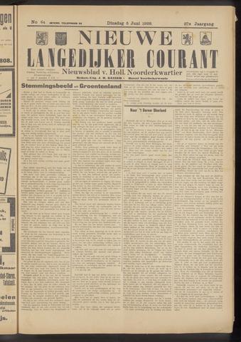 Nieuwe Langedijker Courant 1928-06-05