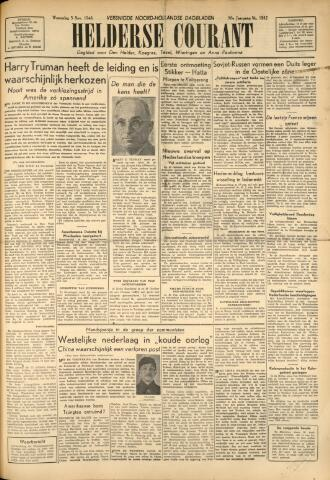 Heldersche Courant 1948-11-03