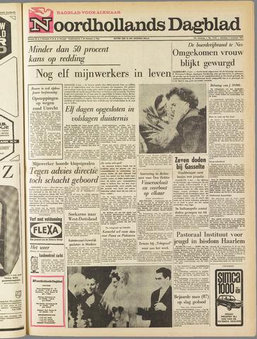 Noordhollands Dagblad : dagblad voor Alkmaar en omgeving 1963-11-04