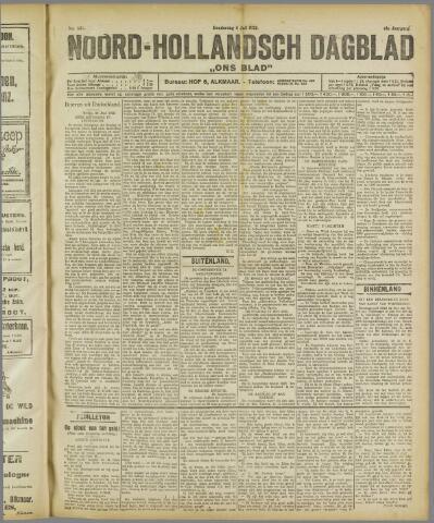 Ons Blad : katholiek nieuwsblad voor N-H 1922-07-06
