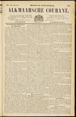 Alkmaarsche Courant 1902-02-16