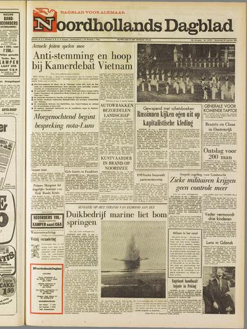 Noordhollands Dagblad : dagblad voor Alkmaar en omgeving 1967-08-24