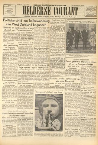 Heldersche Courant 1952-06-12