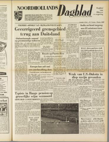 Noordhollands Dagblad : dagblad voor Alkmaar en omgeving 1954-03-08