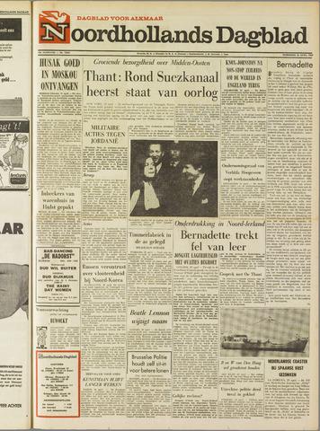 Noordhollands Dagblad : dagblad voor Alkmaar en omgeving 1969-04-23