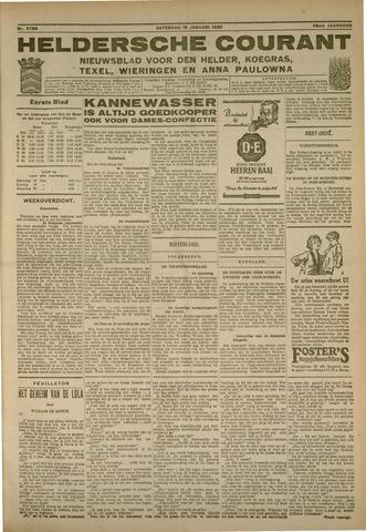 Heldersche Courant 1930-01-18