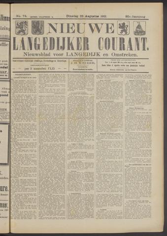 Nieuwe Langedijker Courant 1921-08-23