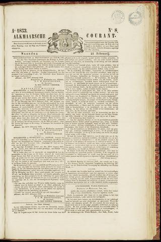 Alkmaarsche Courant 1853-02-21