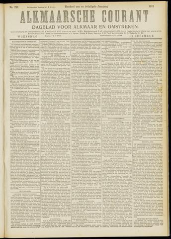 Alkmaarsche Courant 1919-12-17