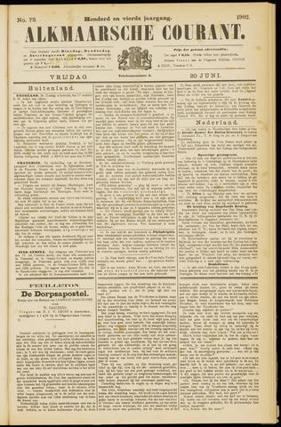 Alkmaarsche Courant 1902-06-20
