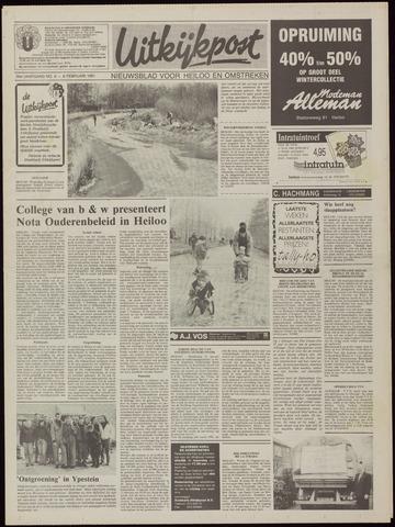 Uitkijkpost : nieuwsblad voor Heiloo e.o. 1991-02-06
