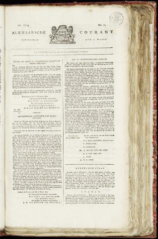 Alkmaarsche Courant 1819-03-15