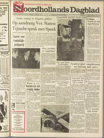Noordhollands Dagblad : dagblad voor Alkmaar en omgeving 1964-12-21